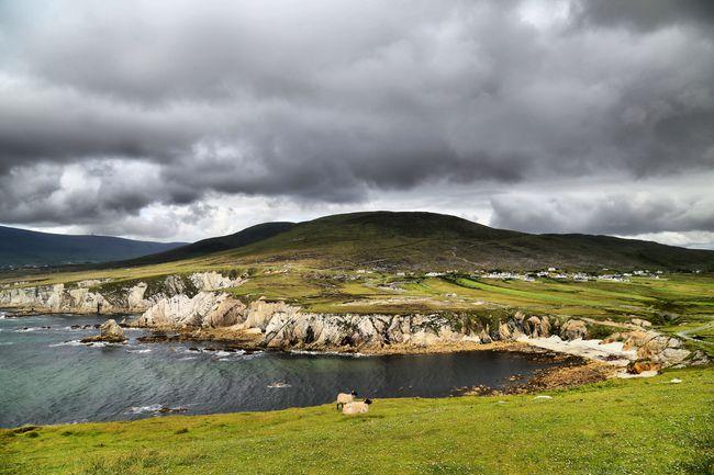 بهترین جزایر ایرلند برای گردشگری