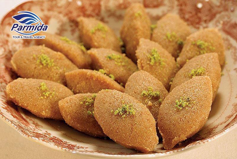 دسرهای خوشمزه ترکی   ایرمیک حلوا
