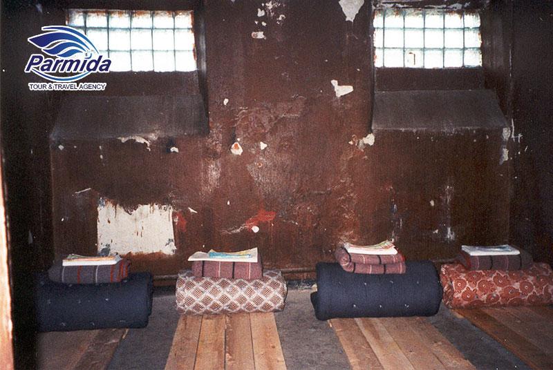 هتل زندان کاروستا در تور اروپا