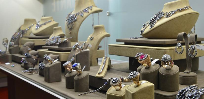 تور نمایشگاه طلا و جواهر استانبول