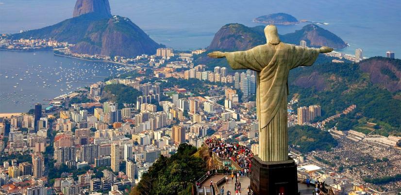 تور برزیل تندیس مسیح ریودوژانیرو